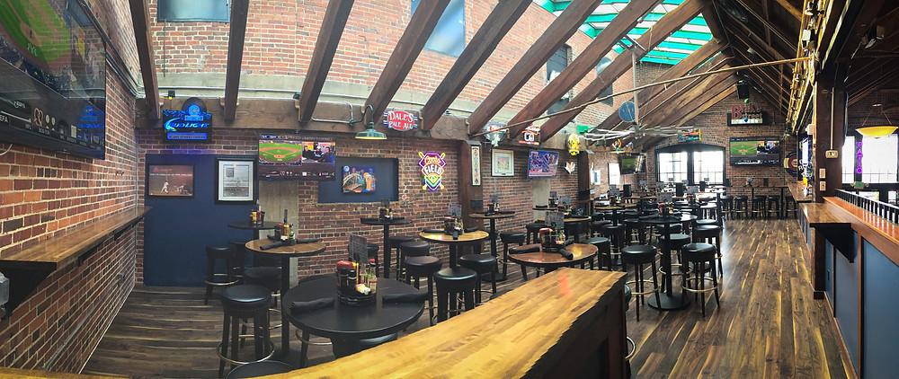 Denver Event Venues: The Alumni Room at Blake Street Tavern