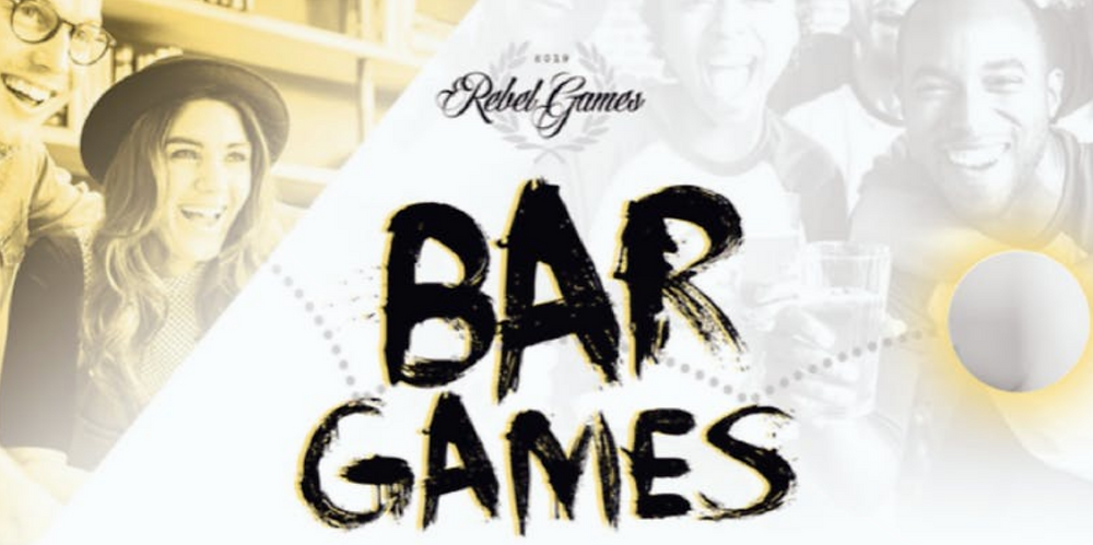 Denver Bar Games 2019 - Rebel Games at Blake Street Tavern