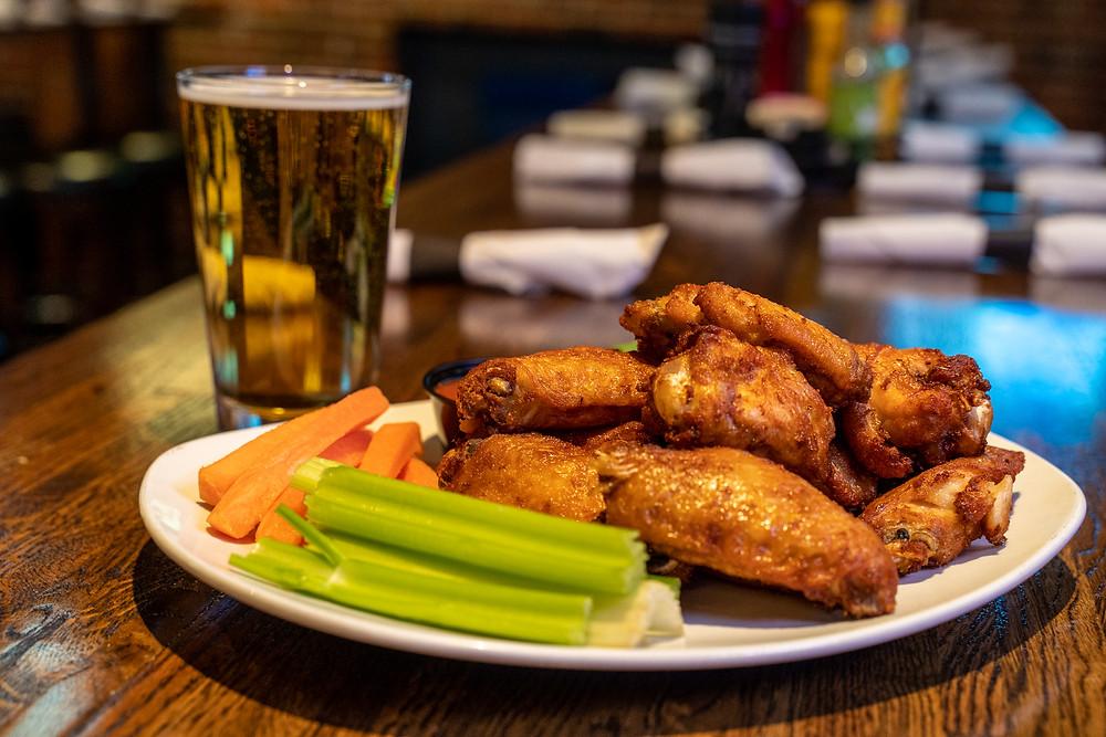 Best Wings in Denver - at Blake Street Tavern