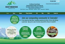 Compost Service Website Designer