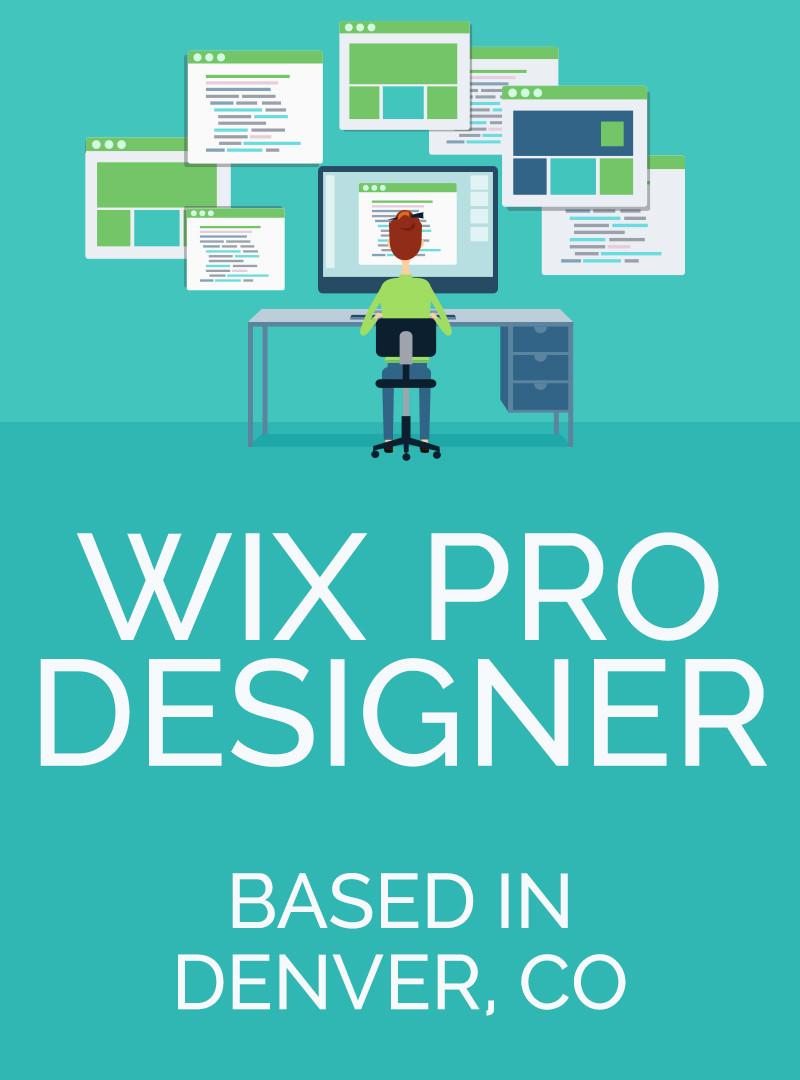 Wix Pro Designer