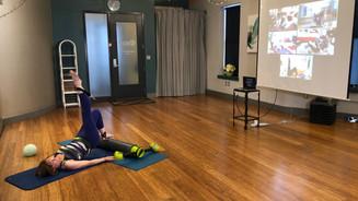 Onine Pilates Classes - Move Studios in Denver