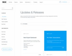 Wix Designer - New Features in Wix