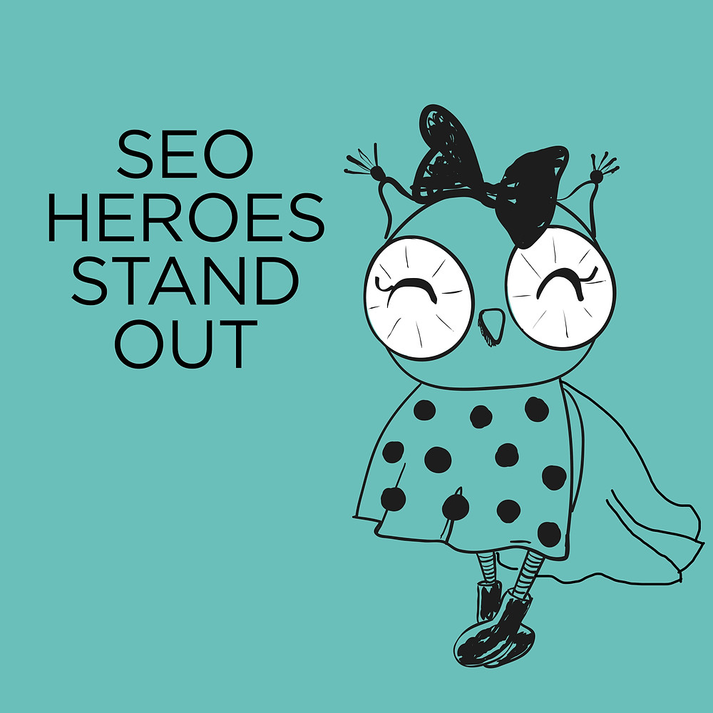 SEO Hero – Stand Out!