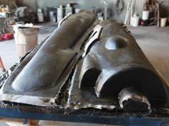 Aviator XF-11 mold making process
