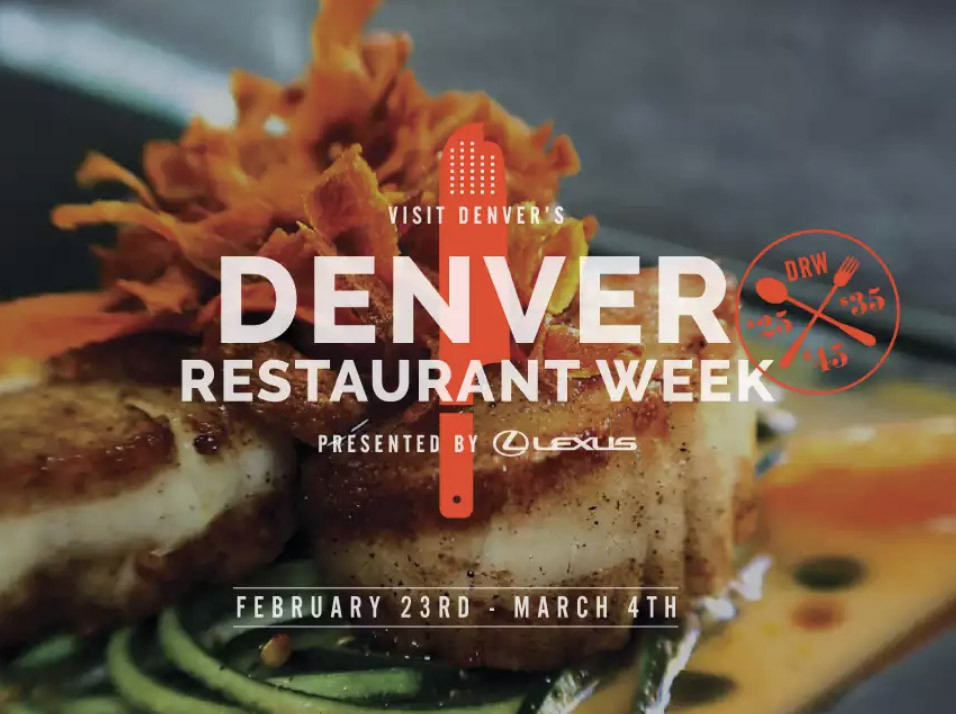 Denver Restaurant Week at Denvers Best Sports Bar