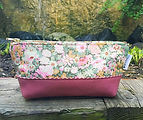 HANDMADE MAKEUP BAG made in USA