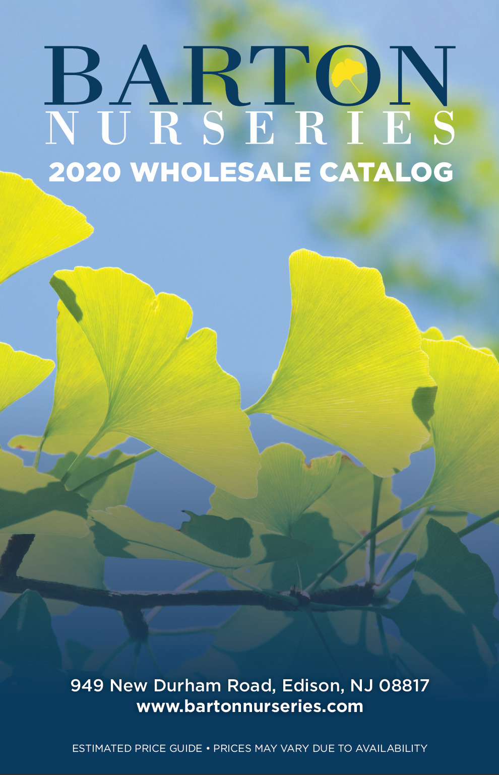 Plant Nursery Catalog Designer
