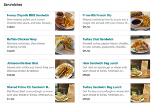 Free Lunch Delivery: Bag Lunches from Blake Street!