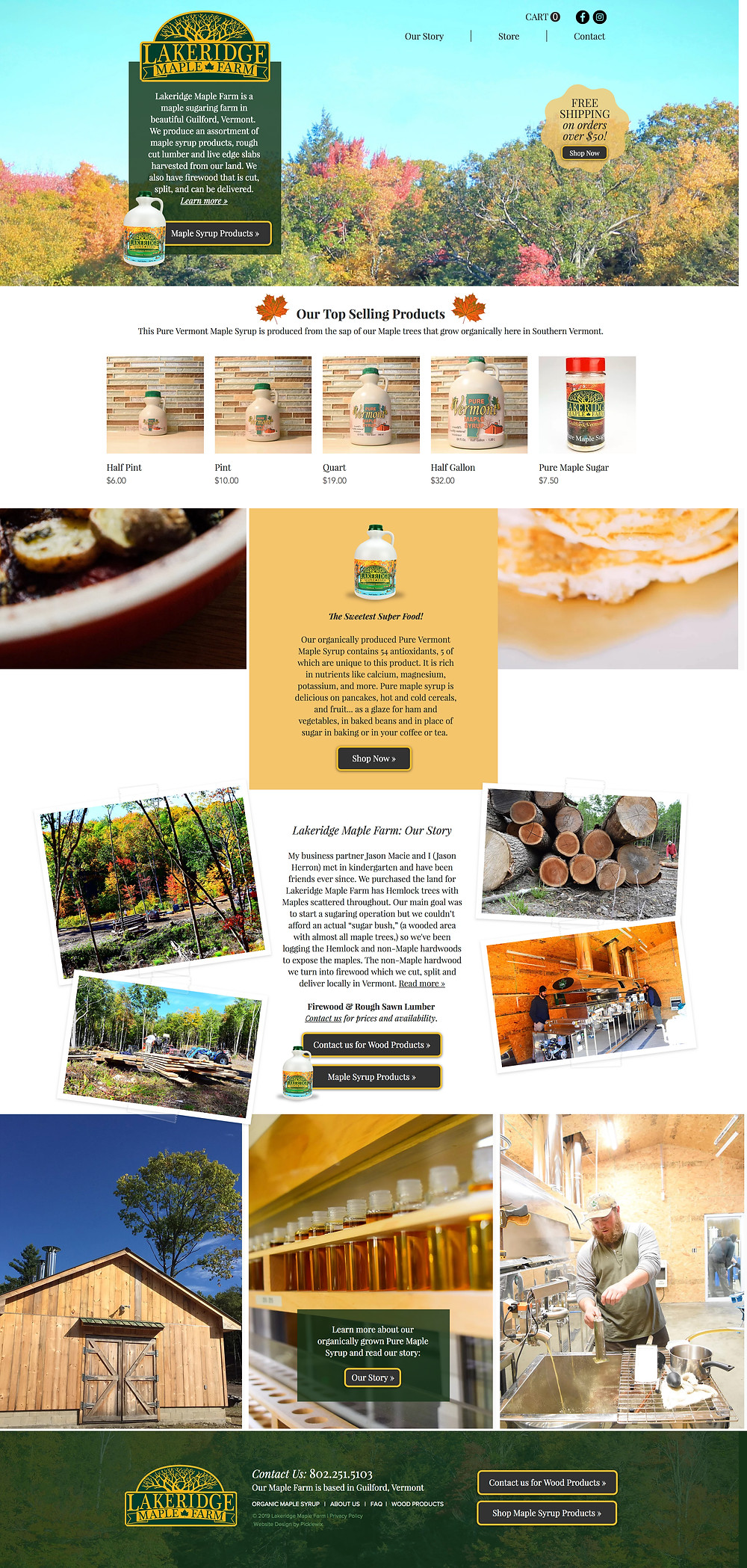 Best Farm Websites Designer