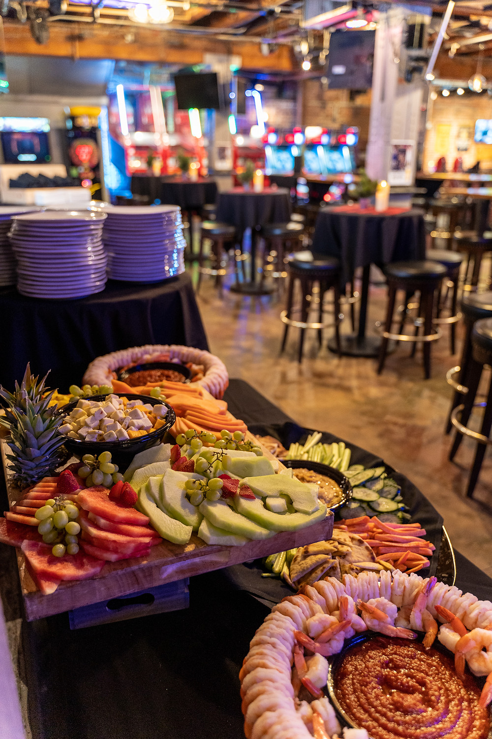 Fun Restaurants in Denver - Blake Street Tavern has great event venues for parties