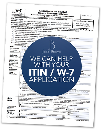 Certified Acceptance Agent - ITIN Application