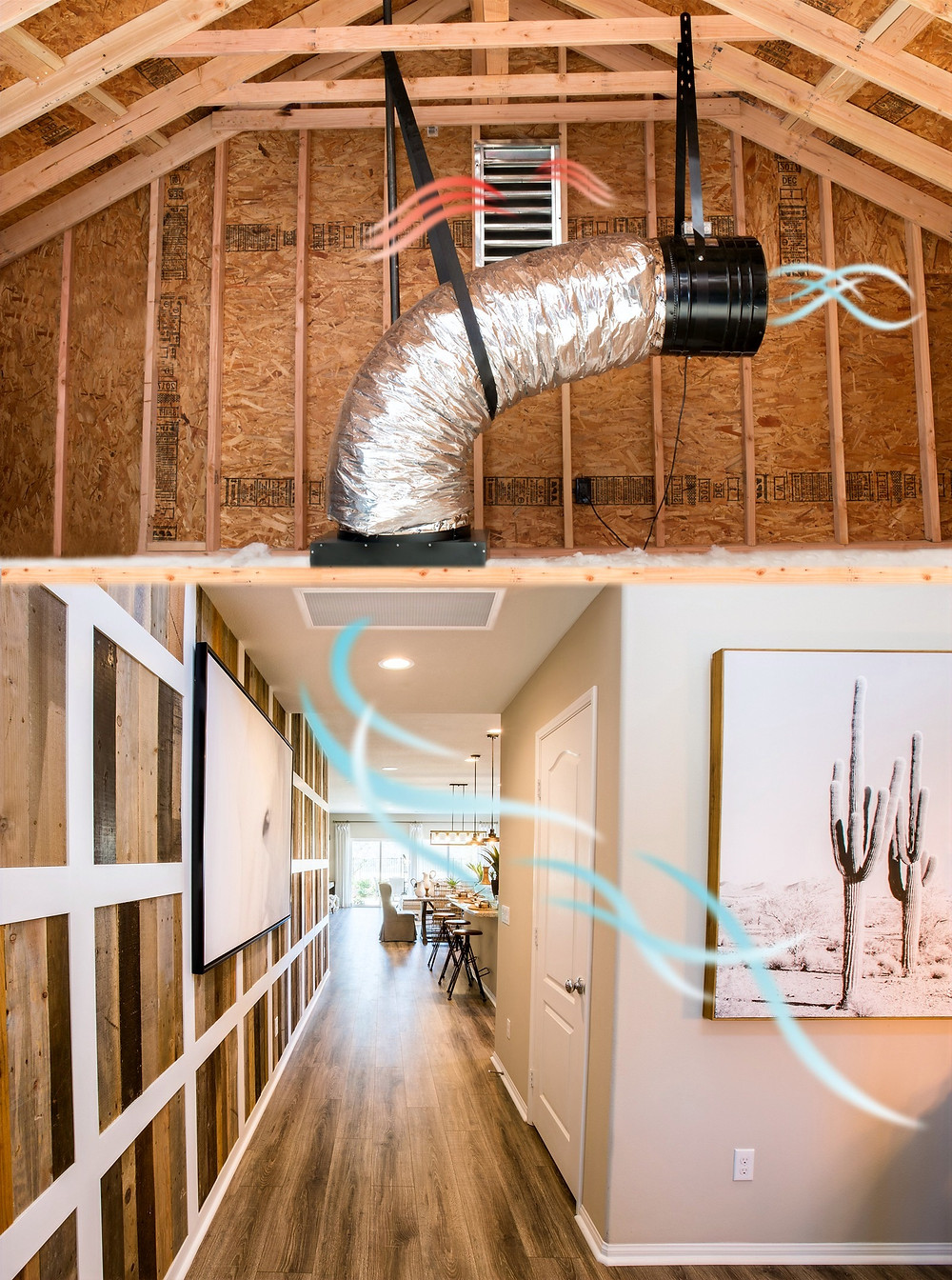Whole House &AtticFan Installation in Fresno, CA and surrounding areas