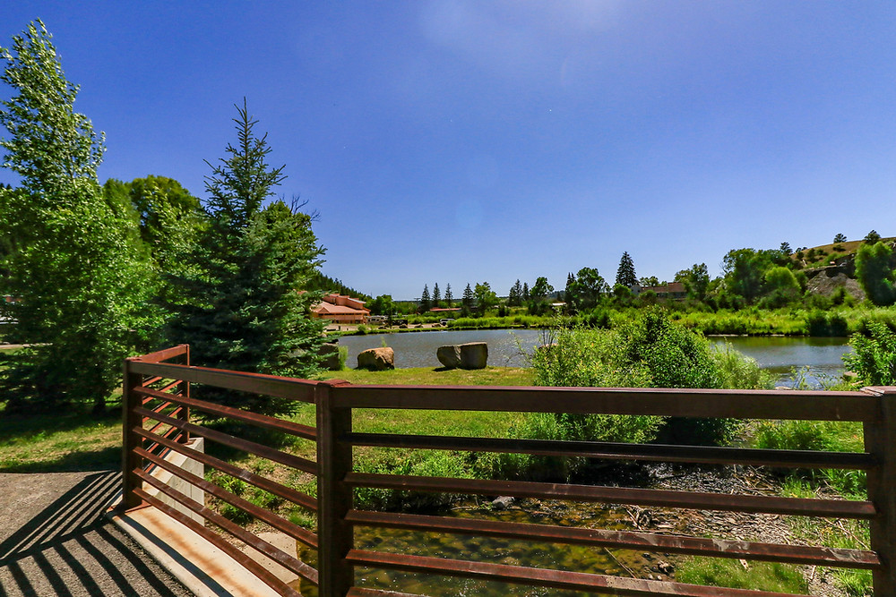 Free Things to do in Pagosa Springs, Co - Riverwalk Inn is next to the wonderful riverwalk into town.