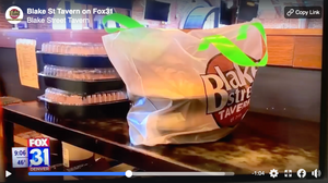 Denver Food Delivery – Blake Street Tavern Featured on Fox 31!