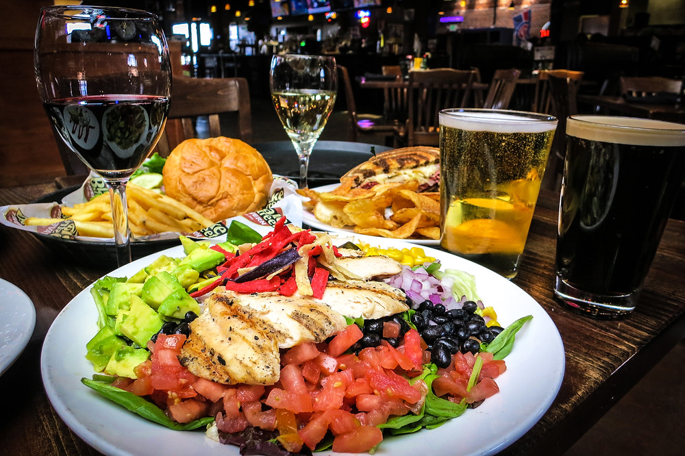 Best Business Lunch in Denver - Lots of food options for everyone on your team!