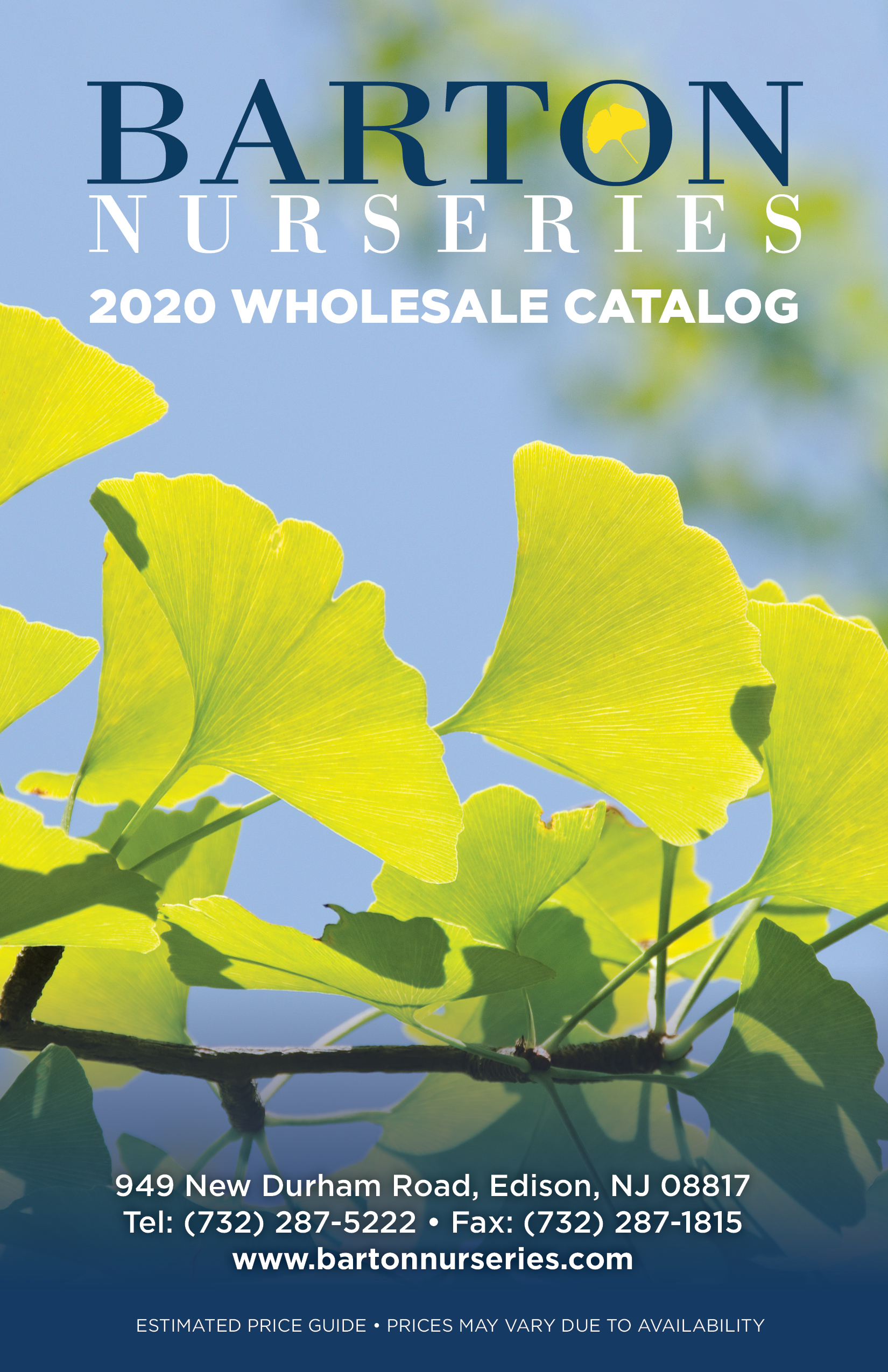 Catalog Designer for Tree Nursery