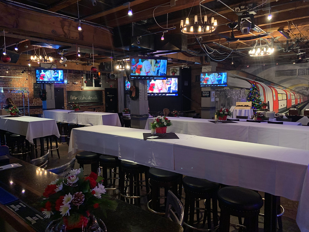 Private Dining Rooms Denver - Large Dining Event Space at Blake Street Tavern, Downtown
