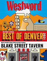 Denvers Best Sports Bar for Playing Games - Best of Westword 2021