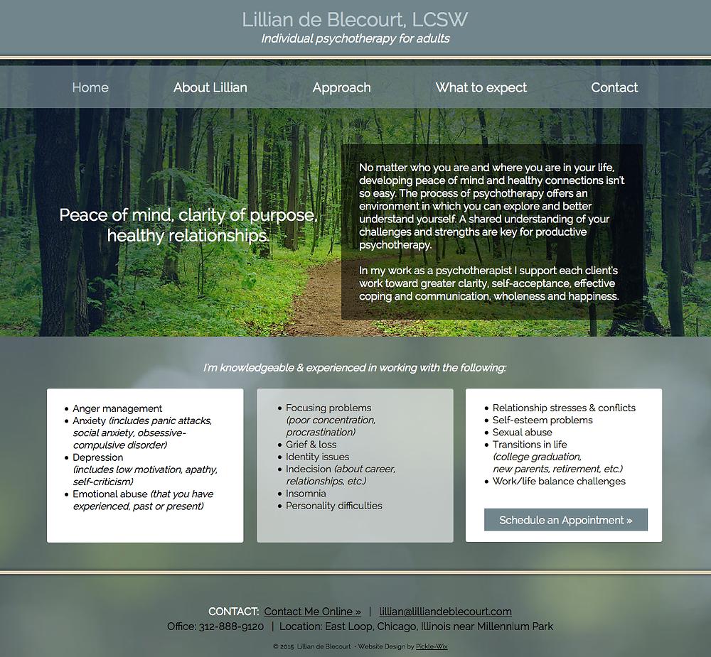 Wix Website Examples
