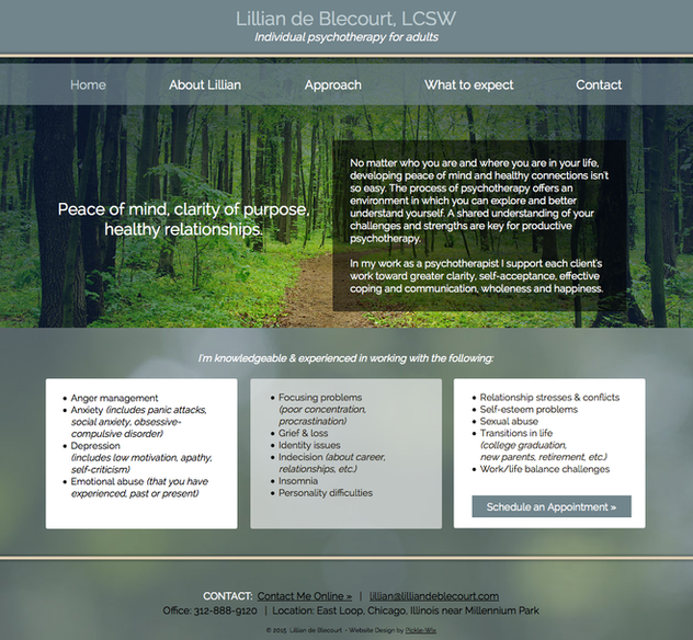 Wix Website Examples | Denver Web Design | Wix Website Design ...
