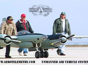 Butch, Bill, and Joe after an awesome day at the airfield