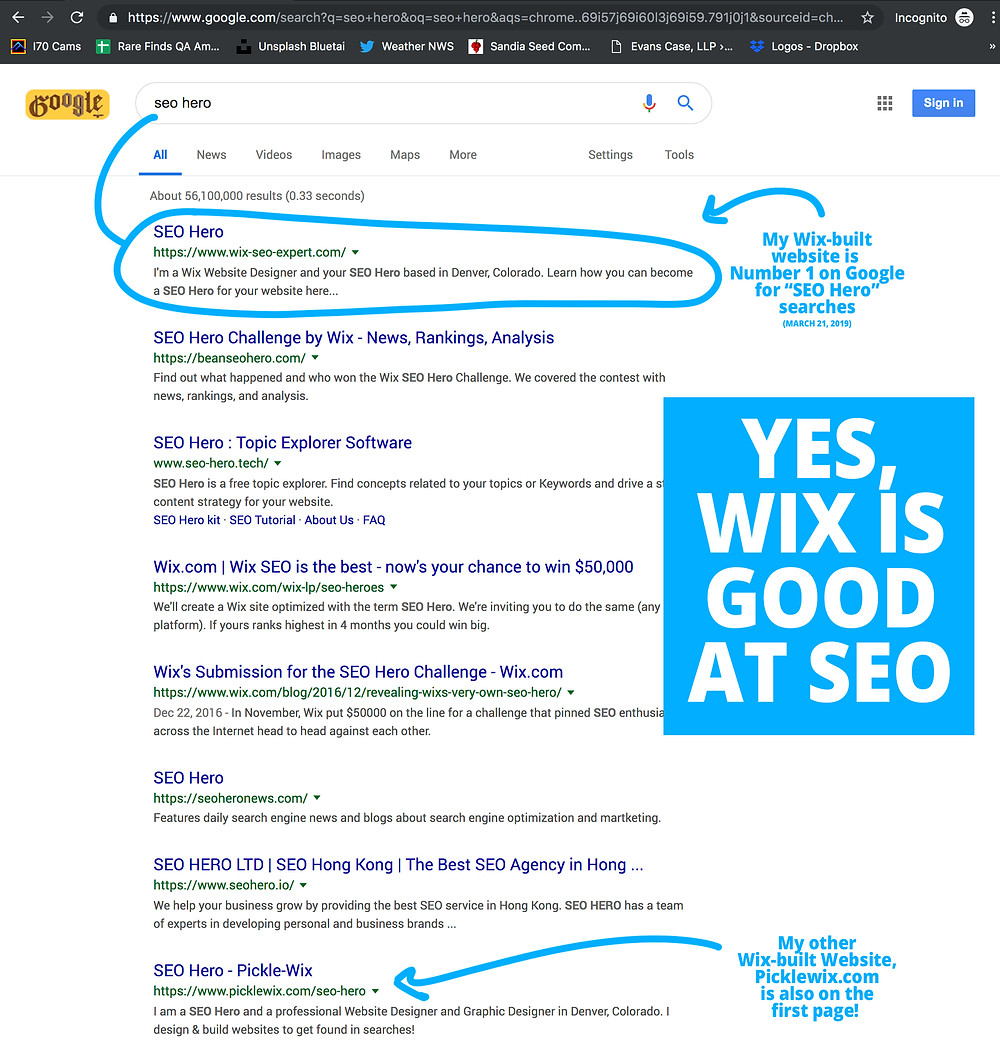 Wix SEO Expert