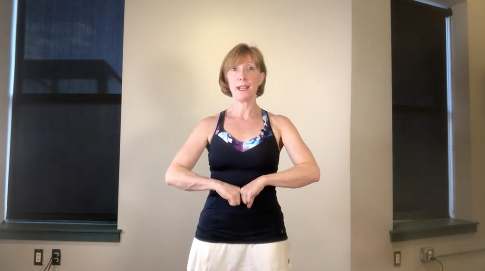 Denver Pilates Studio - The Extravagant Hand Dance