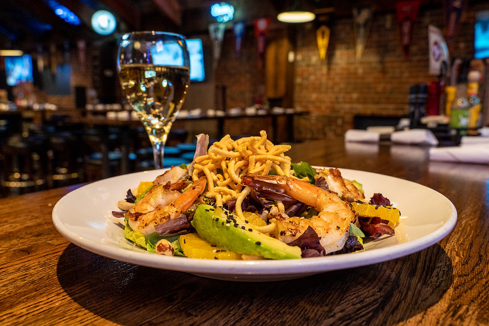 Restaurants with Private Rooms - Denver - We have amazing food including delicious salads!