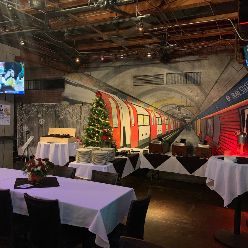 Denver Event Venues for Parties with Food