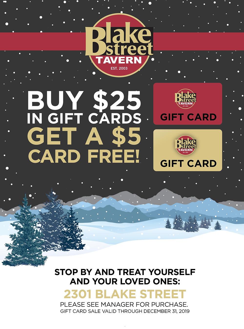 Denver Restaurant Gift Cards - Deal!