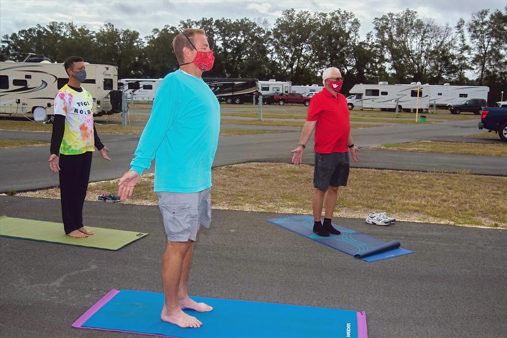 RV Yoga - Yoga Classes for Men with a Traveling Yogi