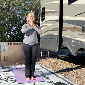 Morning Yoga Routine: RV Yoga