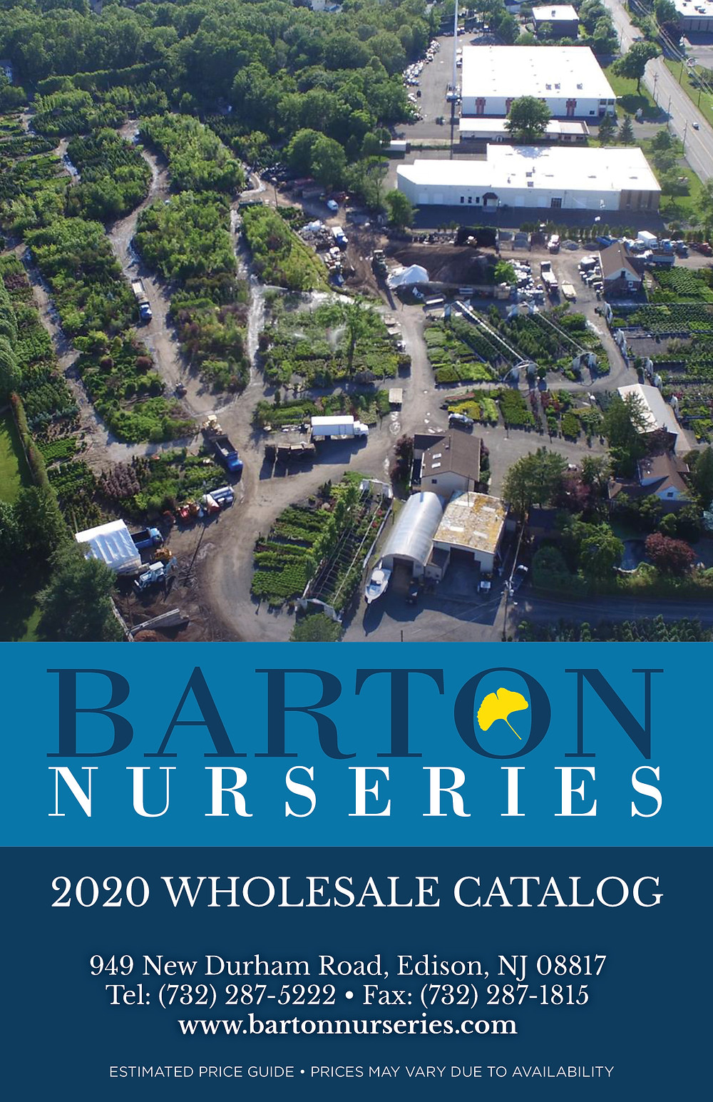 Denver Catalog Designer for Tree Nursery - Barton Nurseries in NJ