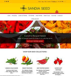 Seed Catalog Designer & Seed Website Designer