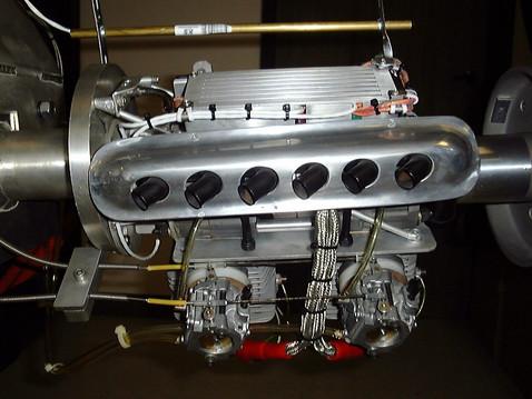 Inline Twin, Diesel Engine