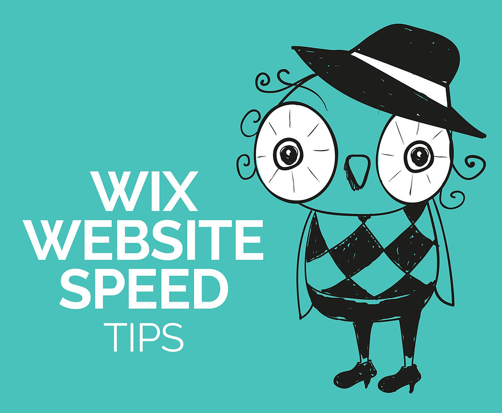 Wix Website Speed - Tips