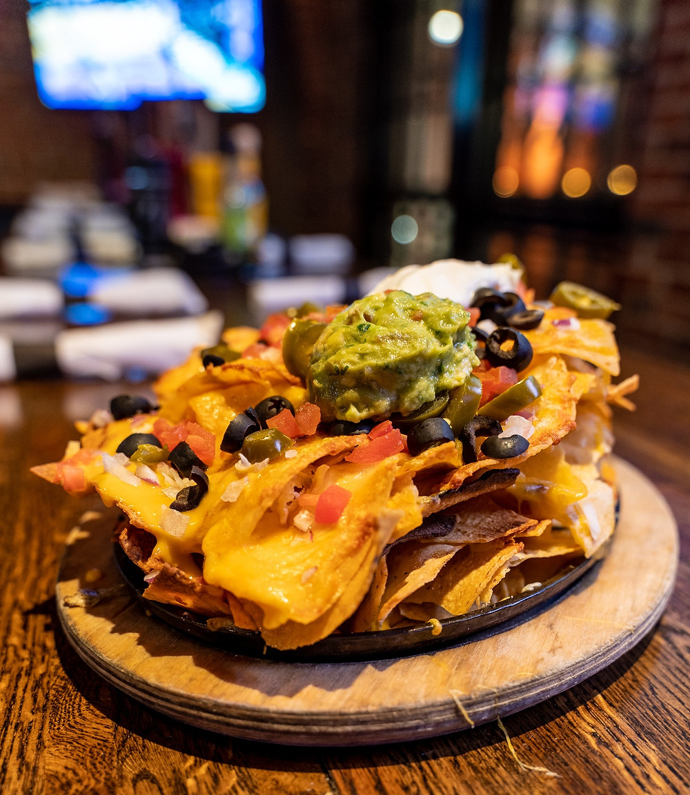 Best Local Restaurants in Denver - Blake Street Tavern has the best nachos in Denver!!