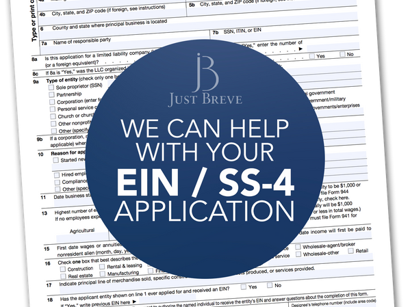 EIN for Non Resident Alien with Domestic US Entity