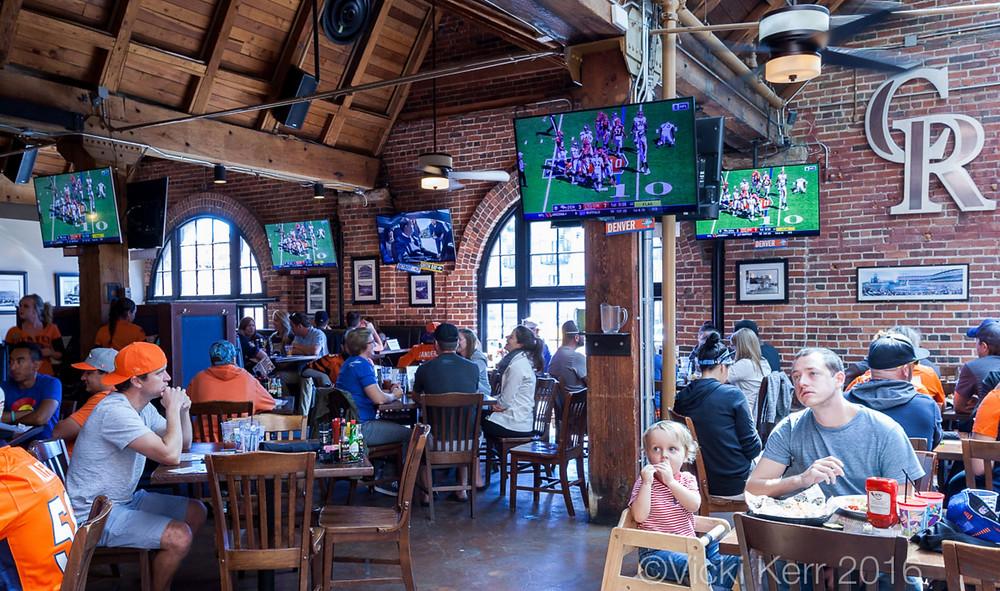 Broncos Bar