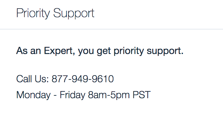 Wix Designer Priority Support