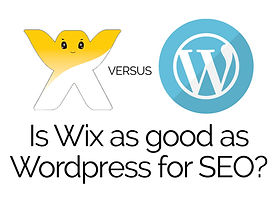 SEO Hero - Is Wix as good as Wordpress for SEO?