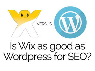 Is WIX as good as Wordpress for SEO?