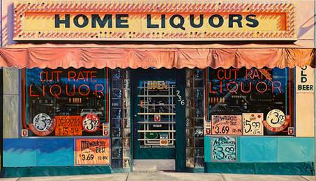Home Liquor