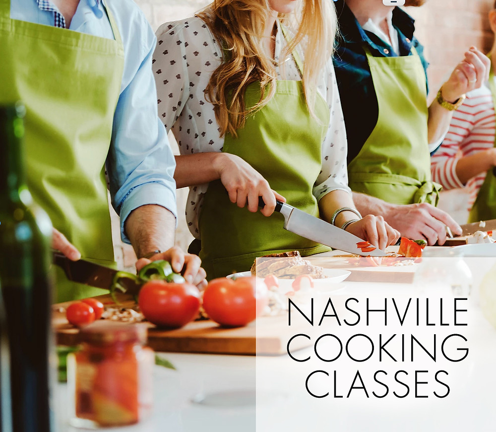 Nashville Cooking Classes at Kitchen Store