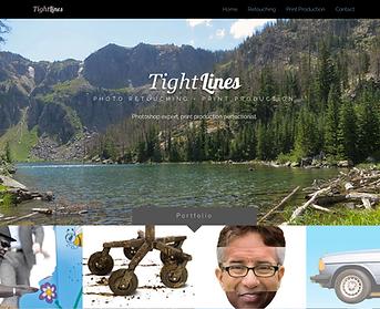 Denver Website Designer for Photo Retouching