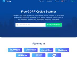 Website Designer Tip: Free GDPR Cookie Scanner / Generator