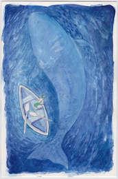 Denver Illustrator – Whale