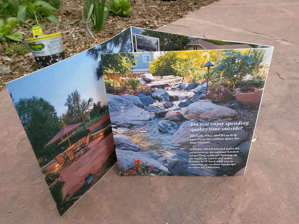Brochure Graphic Designer in Denver