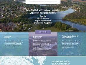 Website Design for Great Bay Work